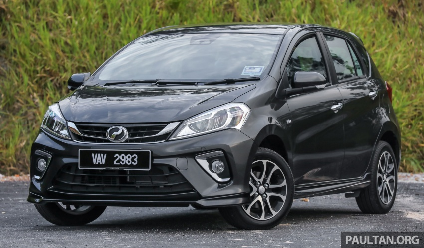 GALLERY: 2018 Perodua Myvi 1.3 Premium X vs 1.5 Advance – which new variant should you go for? Image #741466