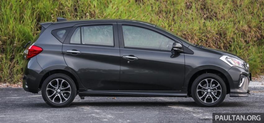 GALERI: Perodua Myvi 2018 – 1.5 Advance vs. 1.3 Premium X; model yang mana beri lebih banyak nilai? Image #741078