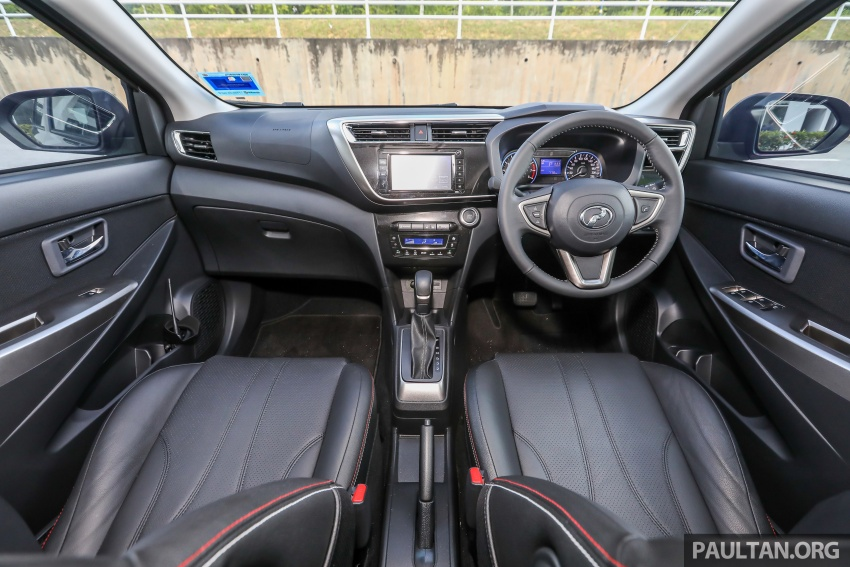 GALLERY: 2018 Perodua Myvi 1.3 Premium X vs 1.5 Advance – which new variant should you go for? Image #741521
