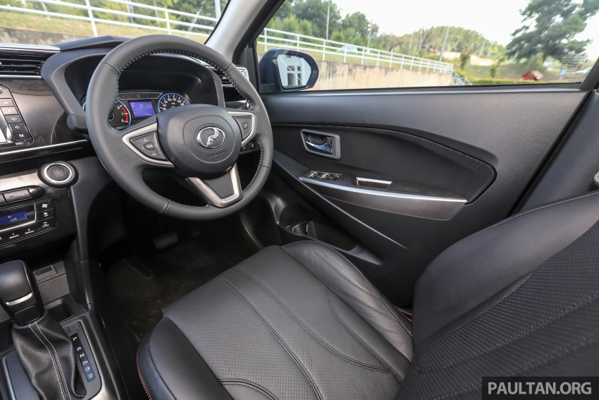 GALLERY: 2018 Perodua Myvi 1.3 Premium X vs 1.5 Advance – which new variant should you go for? Image #741544