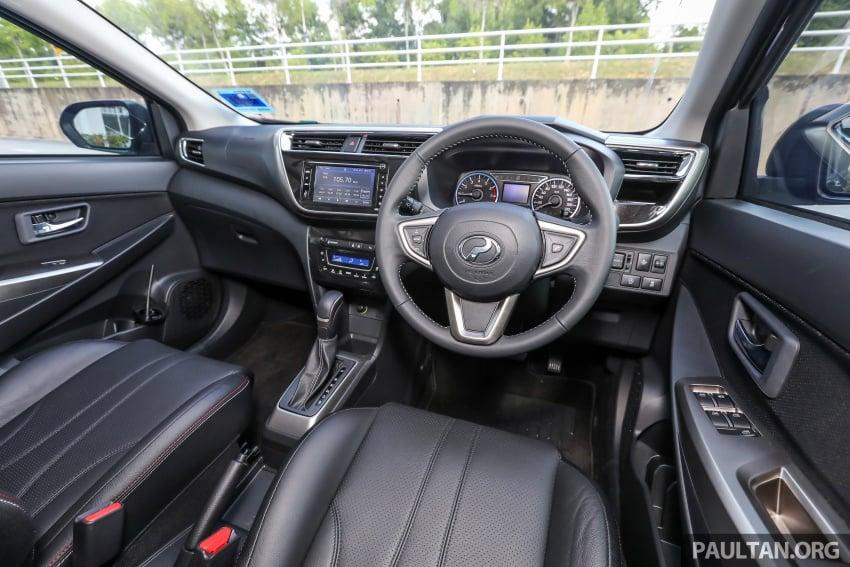 GALERI: Perodua Myvi 2018 – 1.5 Advance vs. 1.3 Premium X; model yang mana beri lebih banyak nilai? Image #741129