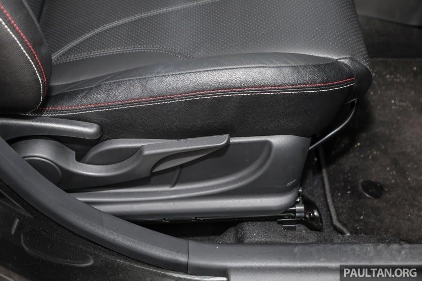 GALERI: Perodua Myvi 2018 – 1.5 Advance vs. 1.3 Premium X; model yang mana beri lebih banyak nilai? Image #741137