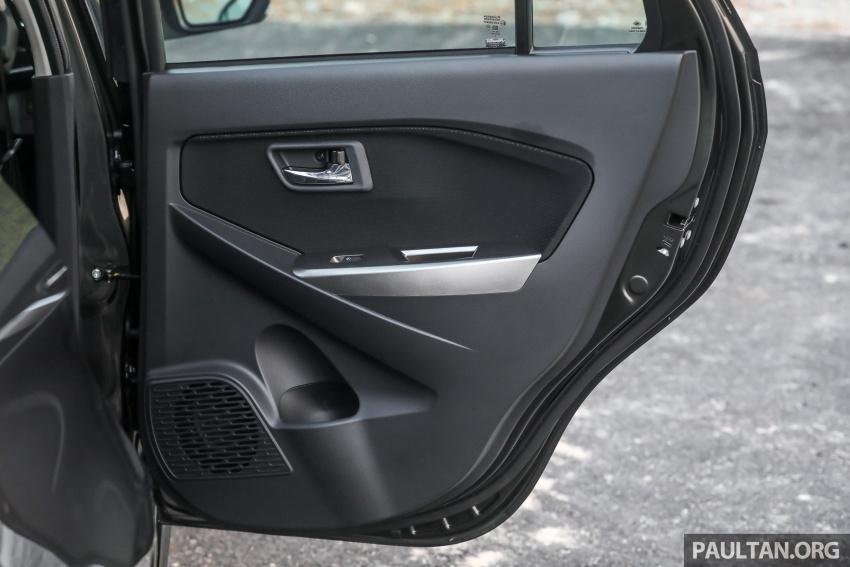 GALERI: Perodua Myvi 2018 – 1.5 Advance vs. 1.3 Premium X; model yang mana beri lebih banyak nilai? Image #741139