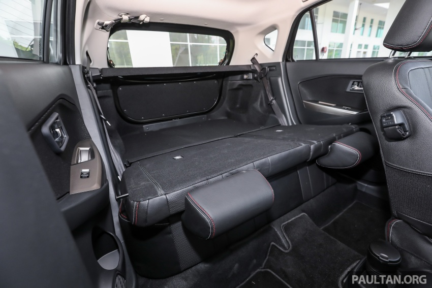 GALLERY: Perodua Myvi Advance 1.5 – 2018 vs 2015 Image #741628