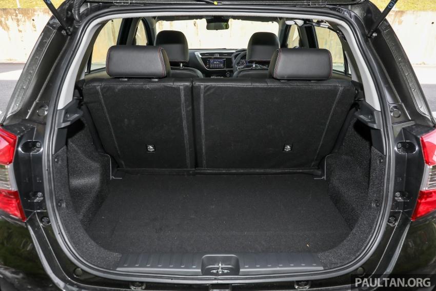 GALERI: Perodua Myvi 2018 – 1.5 Advance vs. 1.3 Premium X; model yang mana beri lebih banyak nilai? Image #741144