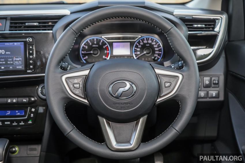 GALERI: Perodua Myvi 2018 – 1.5 Advance vs. 1.3 Premium X; model yang mana beri lebih banyak nilai? Image #741110