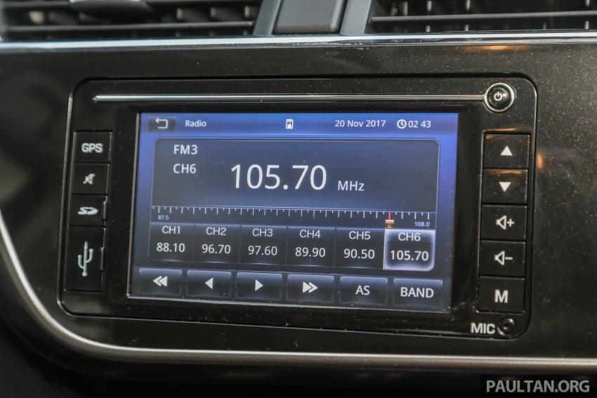 GALLERY: Perodua Myvi Advance 1.5 – 2018 vs 2015 Image #741588