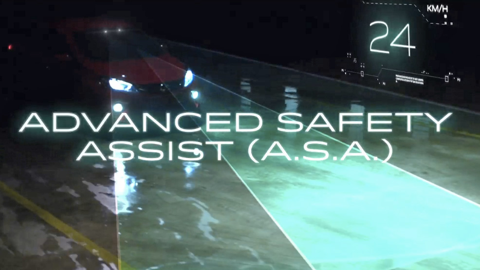 2018 Perodua Myvi's Advanced Safety Assist (ASA) in detail