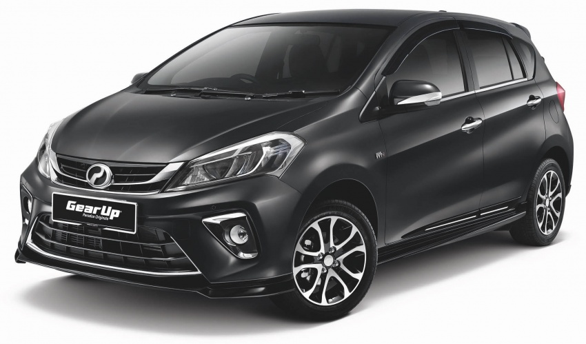 2018 Perodua Myvi officially launched in Malaysia – now with full details and pics, priced from RM44,300 Image #738453