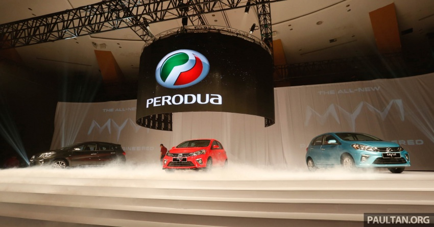 2018 Perodua Myvi officially launched in Malaysia – now with full details and pics, priced from RM44,300 Image #739203