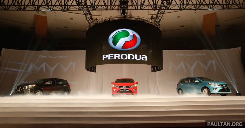2018 Perodua Myvi officially launched in Malaysia – now with full details and pics, priced from RM44,300 Image #739204