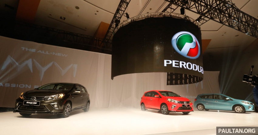 2018 Perodua Myvi officially launched in Malaysia – now with full details and pics, priced from RM44,300 Image #739205