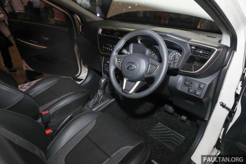 Perodua Myvi 2018 dilancarkan di Malaysia – model generasi baharu, 1.3L dan 1.5L, bermula RM44,300 Image #739215