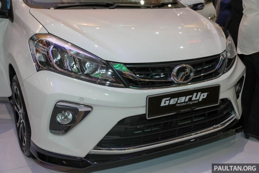 Perodua Myvi 2018 dilancarkan di Malaysia – model generasi baharu, 1.3L dan 1.5L, bermula RM44,300 Image #739218