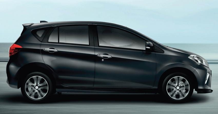 Perodua Myvi 2018 dilancarkan di Malaysia – model generasi baharu, 1.3L dan 1.5L, bermula RM44,300 Image #739082