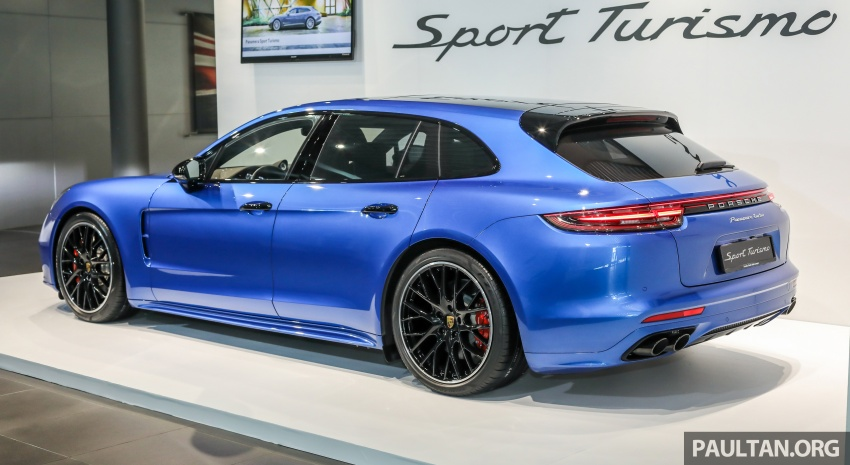 Porsche Panamera Sport Turismo previewed in M'sia – 4, 4 E-Hybrid and Turbo models, launch in 2018 Image #745213