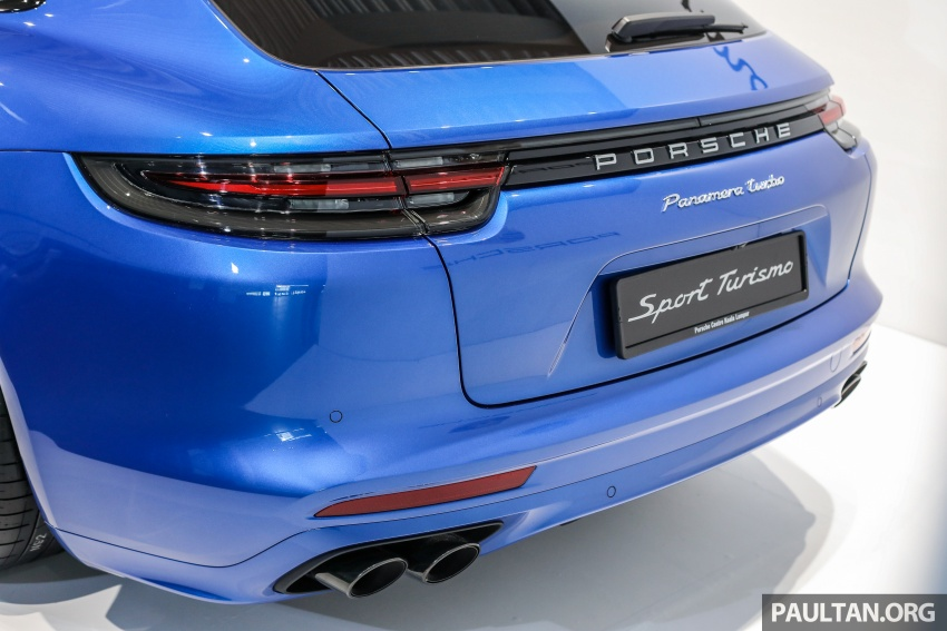 Porsche Panamera Sport Turismo previewed in M'sia – 4, 4 E-Hybrid and Turbo models, launch in 2018 Image #745233