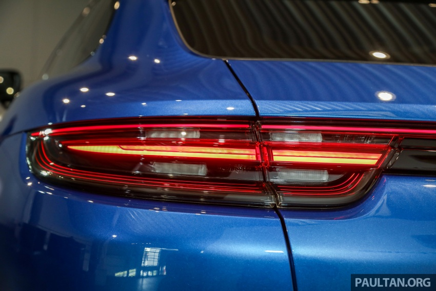 Porsche Panamera Sport Turismo previewed in M'sia – 4, 4 E-Hybrid and Turbo models, launch in 2018 Image #745235