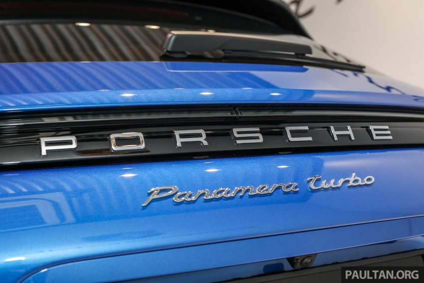 Porsche Panamera Sport Turismo previewed in M'sia – 4, 4 E-Hybrid and Turbo models, launch in 2018 Image #745238