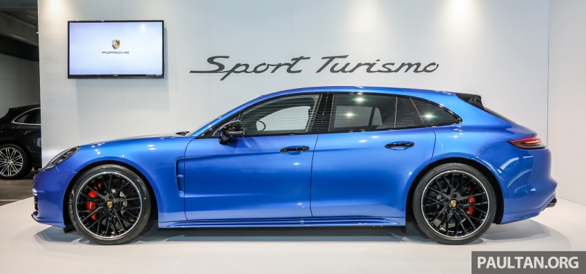 Porsche Panamera Sport Turismo previewed in M'sia – 4, 4 E-Hybrid and Turbo models, launch in 2018 Image #745214