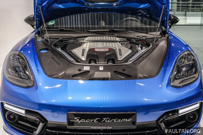 Porsche Panamera Sport Turismo previewed in M'sia – 4, 4 E-Hybrid and Turbo models, launch in 2018 Image #745242