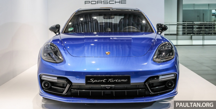 Porsche Panamera Sport Turismo previewed in M'sia – 4, 4 E-Hybrid and Turbo models, launch in 2018 Image #745215