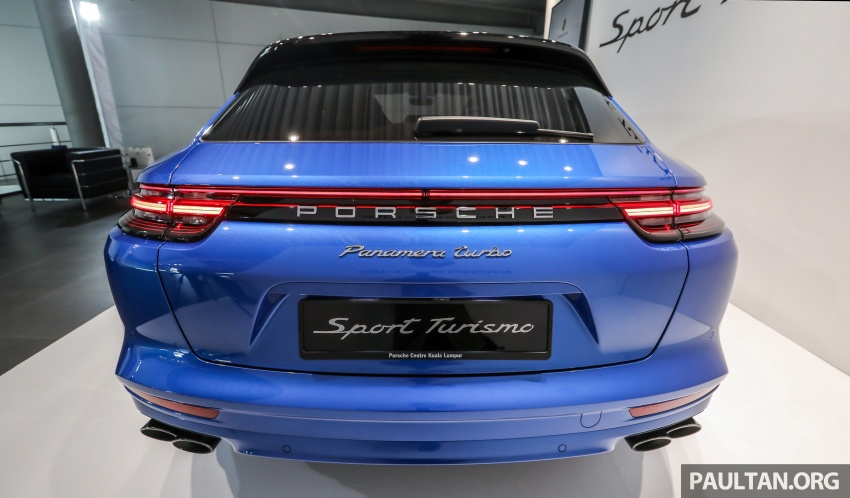 Porsche Panamera Sport Turismo previewed in M'sia – 4, 4 E-Hybrid and Turbo models, launch in 2018 Image #745216