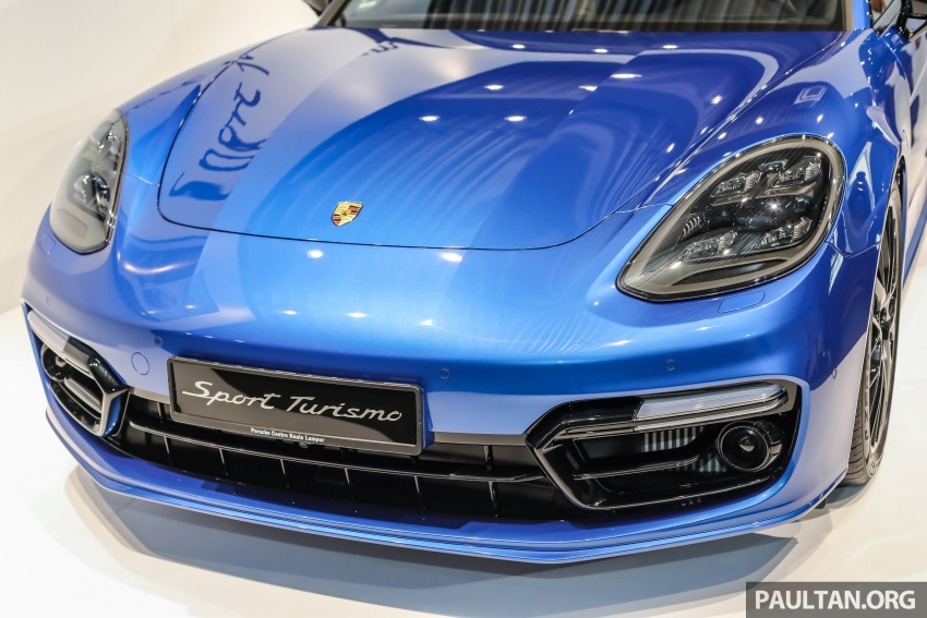 Porsche Panamera Sport Turismo previewed in M'sia – 4, 4 E-Hybrid and Turbo models, launch in 2018 Image #745217