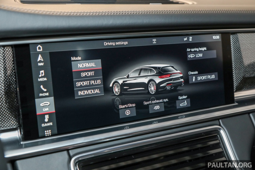 Porsche Panamera Sport Turismo previewed in M'sia – 4, 4 E-Hybrid and Turbo models, launch in 2018 Image #745255