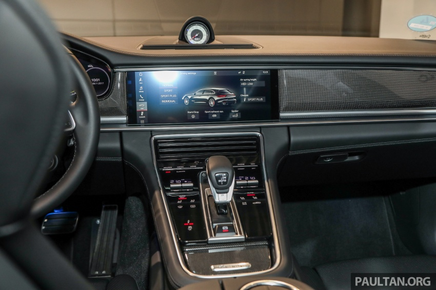 Porsche Panamera Sport Turismo previewed in M'sia – 4, 4 E-Hybrid and Turbo models, launch in 2018 Image #745261