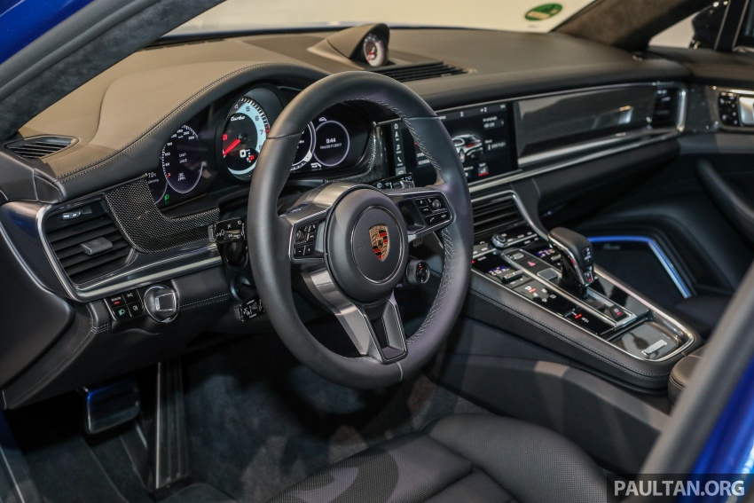 Porsche Panamera Sport Turismo previewed in M'sia – 4, 4 E-Hybrid and Turbo models, launch in 2018 Image #745246