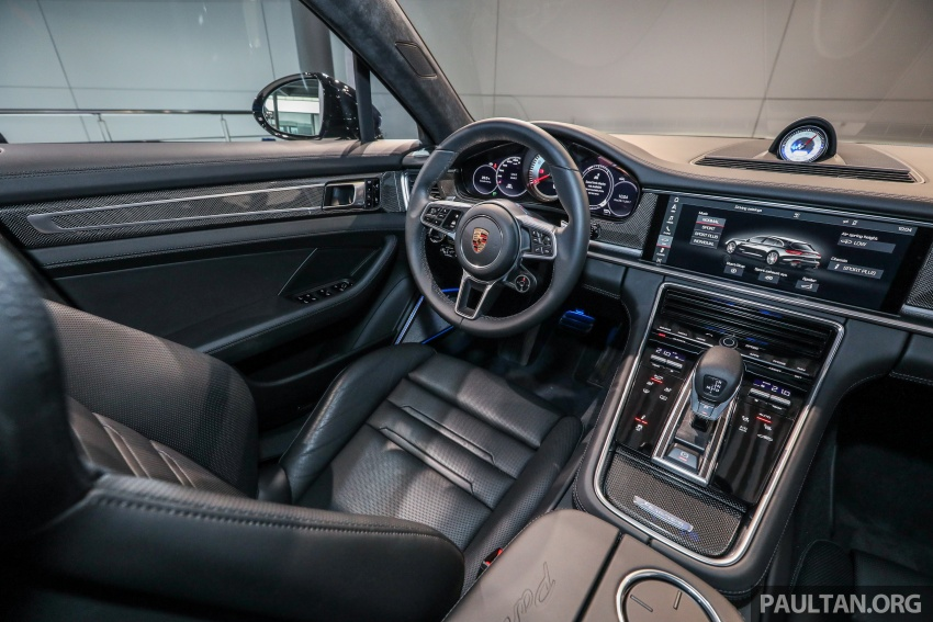 Porsche Panamera Sport Turismo previewed in M'sia – 4, 4 E-Hybrid and Turbo models, launch in 2018 Image #745266