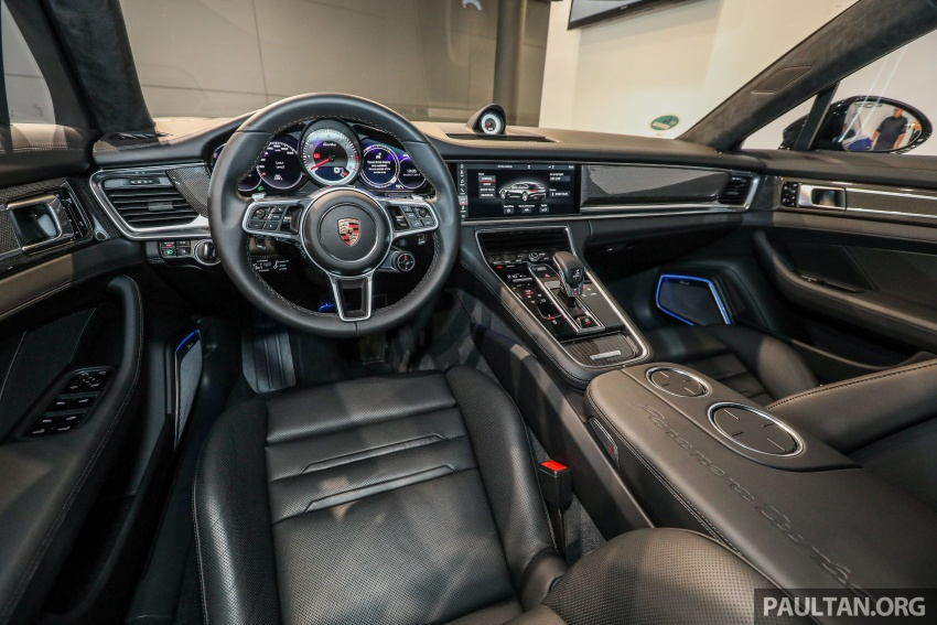 Porsche Panamera Sport Turismo previewed in M'sia – 4, 4 E-Hybrid and Turbo models, launch in 2018 Image #745267