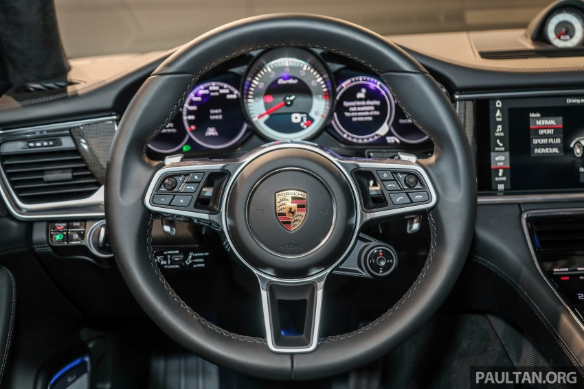 Porsche Panamera Sport Turismo previewed in M'sia – 4, 4 E-Hybrid and Turbo models, launch in 2018 Image #745247