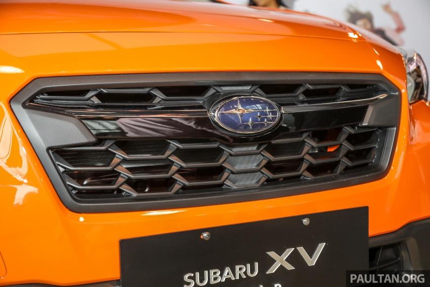Subaru XV 2018 kini di Malaysia – bermula RM119k Image #745961