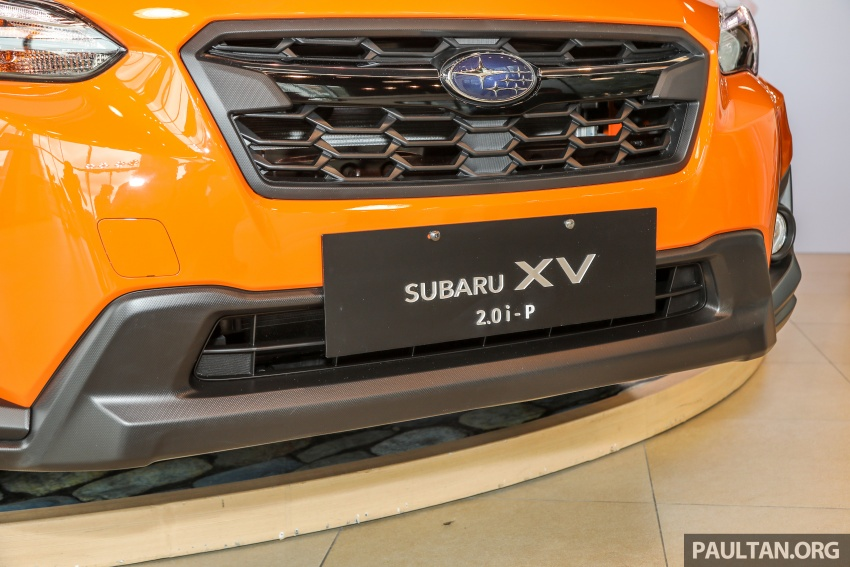 2018 Subaru XV launched in Malaysia – two variants, 2.0i and 2.0i-P, priced from RM119k to RM126k Image #745945