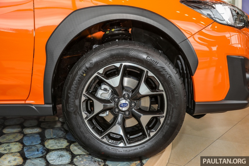 Subaru XV 2018 kini di Malaysia – bermula RM119k Image #745986