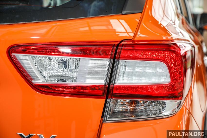 Subaru XV 2018 kini di Malaysia – bermula RM119k Image #745995
