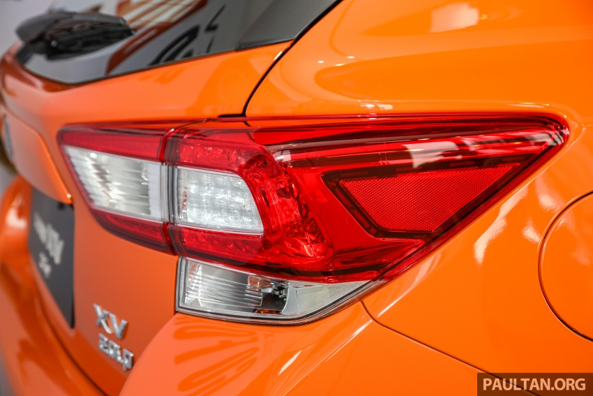2018 Subaru XV launched in Malaysia – two variants, 2.0i and 2.0i-P, priced from RM119k to RM126k Image #745964
