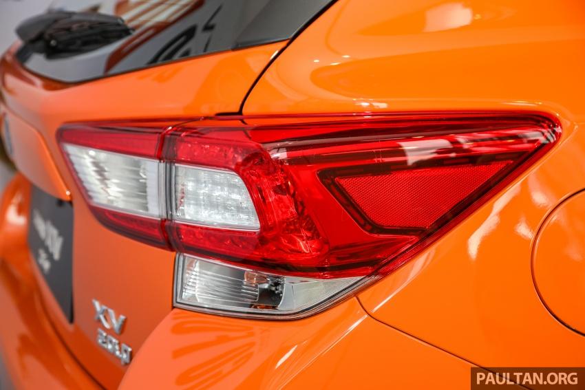 Subaru XV 2018 kini di Malaysia – bermula RM119k Image #745996