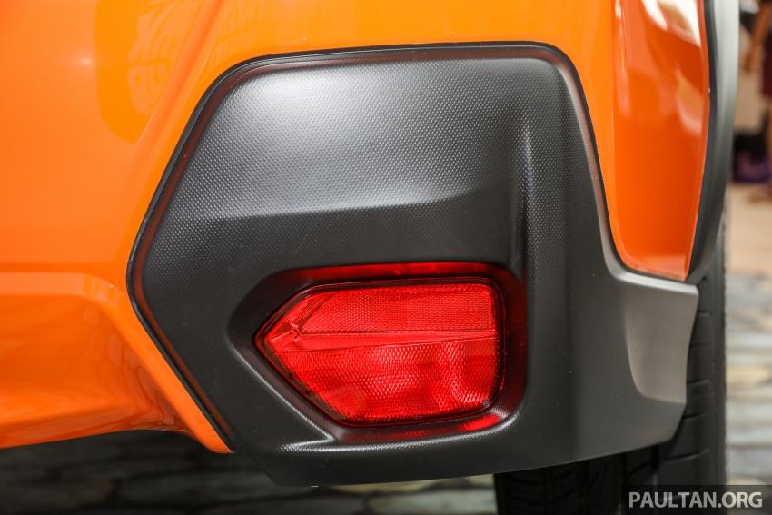 Subaru XV 2018 kini di Malaysia – bermula RM119k Image #745997