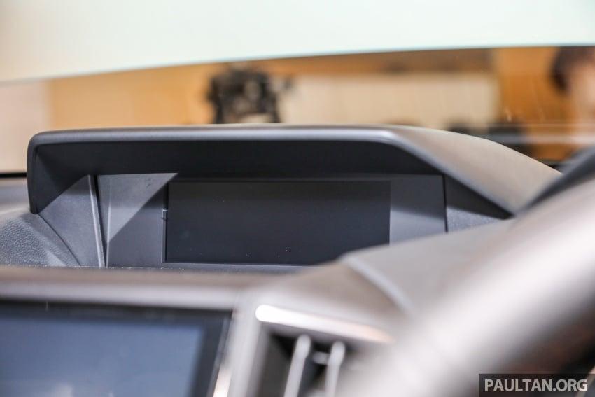 Subaru XV 2018 kini di Malaysia – bermula RM119k Image #746114