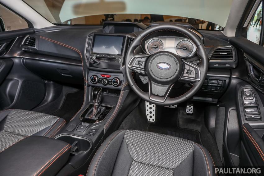 Subaru XV 2018 kini di Malaysia – bermula RM119k Image #746123