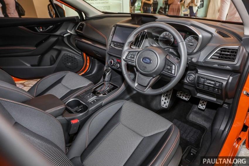 Subaru XV 2018 kini di Malaysia – bermula RM119k Image #746012
