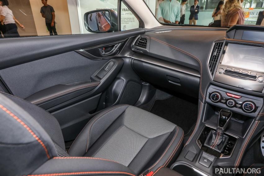 Subaru XV 2018 kini di Malaysia – bermula RM119k Image #746124