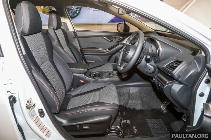 Subaru XV 2018 kini di Malaysia – bermula RM119k Image #746126