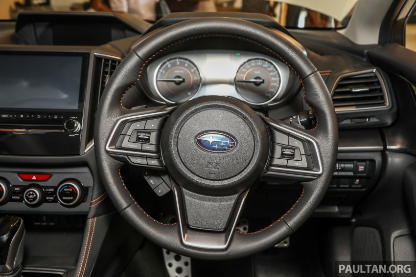 Subaru XV 2018 kini di Malaysia – bermula RM119k Image #746017
