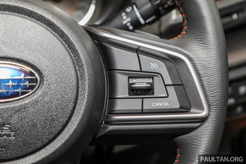 Subaru XV 2018 kini di Malaysia – bermula RM119k Image #746109
