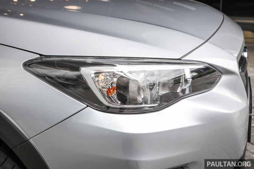 Subaru XV 2018 kini di Malaysia – bermula RM119k Image #745780