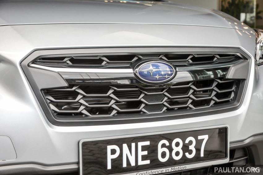 Subaru XV 2018 kini di Malaysia – bermula RM119k Image #745785